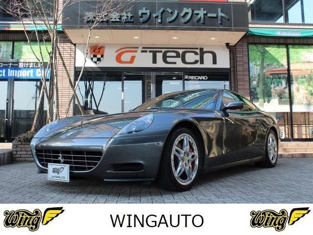 スカリエッティ F1 HGTCパッケージ 顧客様買取車(1枚目)