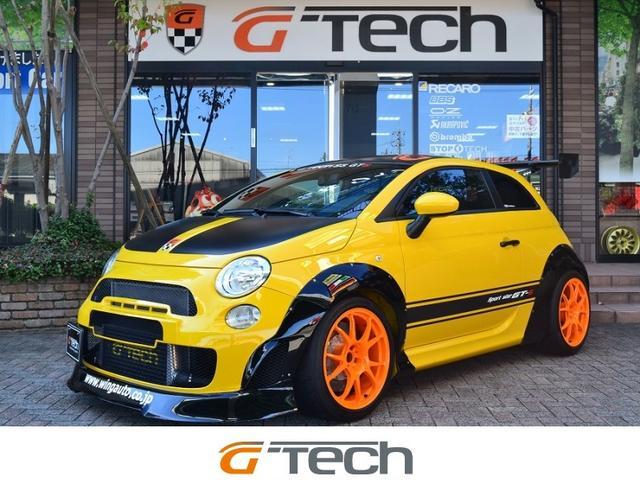 アバルト GTech SportSter GTS 当社デモカー