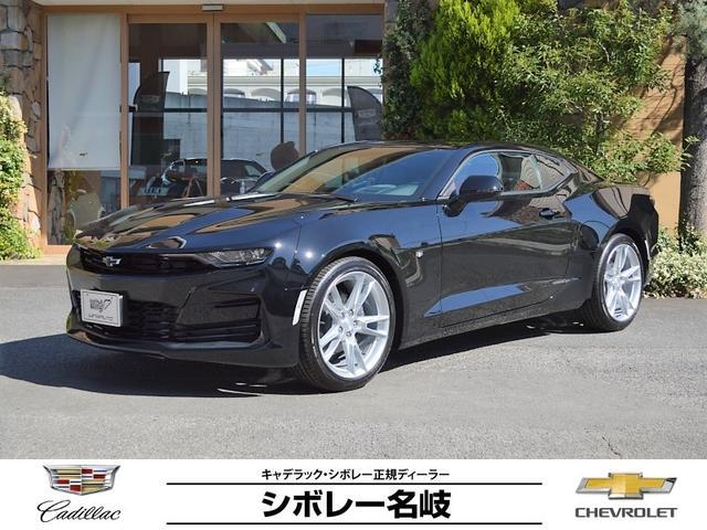 シボレー シボレーカマロ LT RS ディーラー車 新車未登録 レッドインテリア