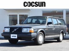 ボルボ240ワゴン TACKリミテッドED 特別仕様車 CD