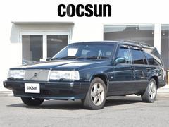 ボルボ940クラシックエステート 最終モデル ユーザー買取車