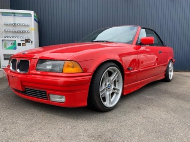 BMW 3シリーズ 325iカブリオーレ 純正5速マニュアル 左ハンドル