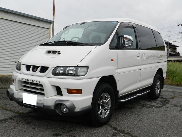 三菱 シャモニー ディーゼルターボ4WD