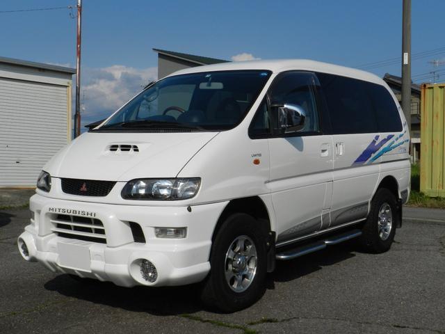 三菱 20thアニバーサリーリミテッド ディゼルTB 4WD