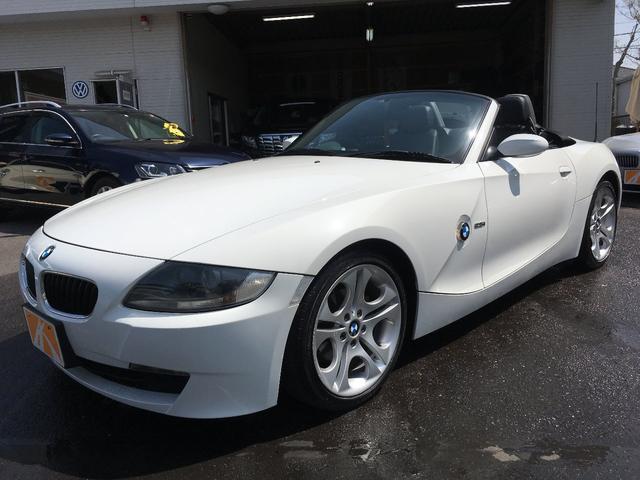 BMW ロードスター2.5i 黒革シート 電動オープン