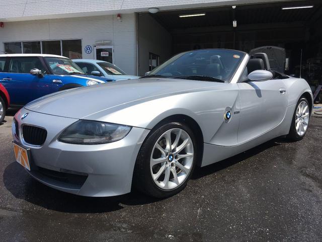 BMW ロードスター2.5i 後期モデル 黒革シート 電動オープン