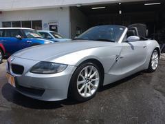 BMW Z4ロードスター2.5i 後期モデル 黒革シート 電動オープン