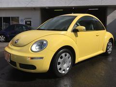 VW ニュービートル2009年最終EZモデル 6AT