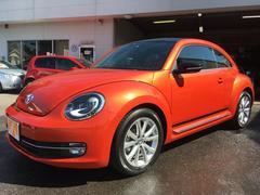 VW ザ・ビートル限定車クラブ 全国限定500台 1オーナ スマートキ ナビ