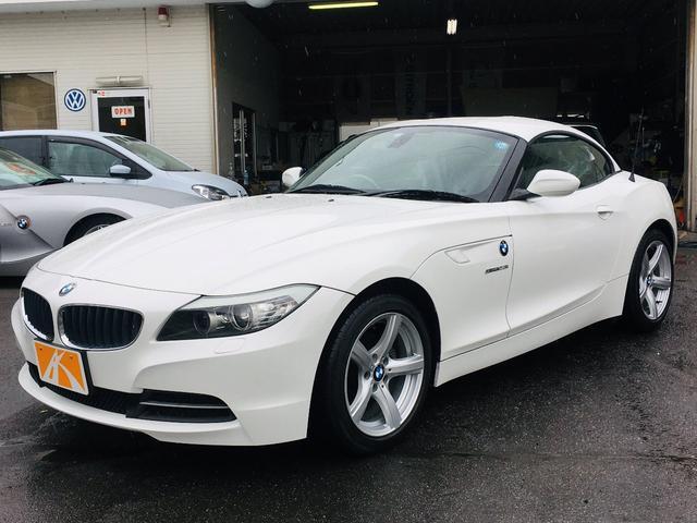 BMW sDrive23i 電動メタルトップ 純正フルセグHDDナビ