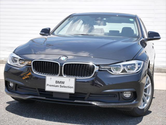 BMW 320d LCI16AWLEDヘッドACCデモカー禁煙認定車