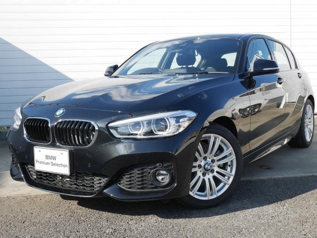 BMW 118iMスポーツコンフォートアドバンスドPサポ 認定中古車