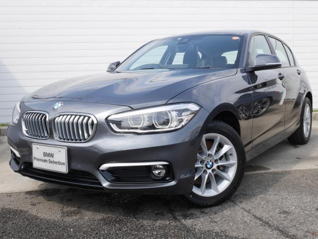 BMW 118d スタイル 2年BPSデモカー禁煙認定車