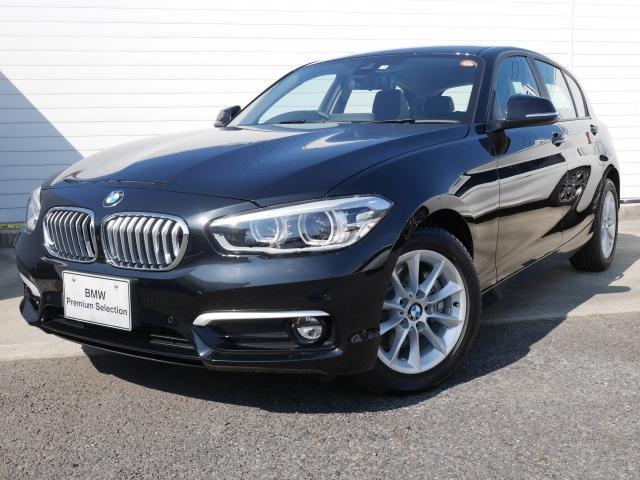 BMW 118i スタイル 2年BPSデモカー禁煙認定車