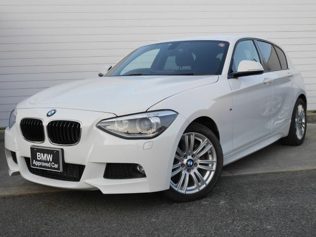BMW 116i Mスポーツ 1年AC1オナ禁煙認定車