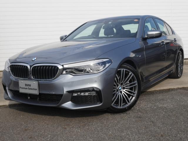 BMW 523d Mスポーツ ハイラインパッケージ2年BPS認定車