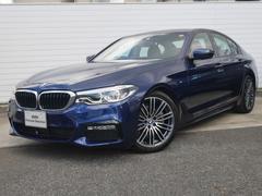 BMW523d Mスポーツ 2年BPSデモカー禁煙認定車