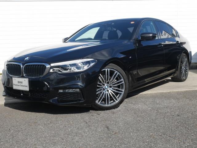 BMW 523d Mスポーツ ハイラインパッケージ1オナ禁煙認定車