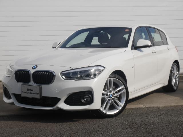 BMW 118d Mスポーツ 2年BPSデモカー禁煙認定車