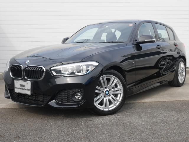 BMW 118i Mスポーツ 2年BPSデモカー禁煙認定車