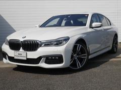 BMW740eアイパフォーマンス Mスポーツ 2年BPSデモ認定車