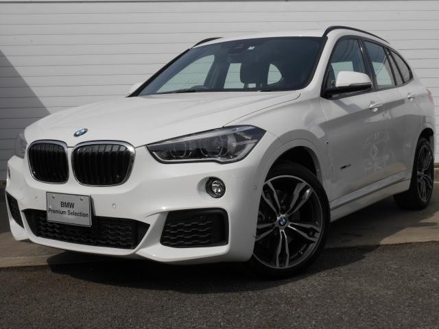 BMW xDrive 20i Mスポーツ 2年BPSデモ禁煙認定車