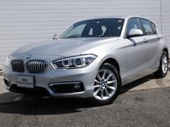 BMW118d スタイル 2年BPSデモカー禁煙認定車