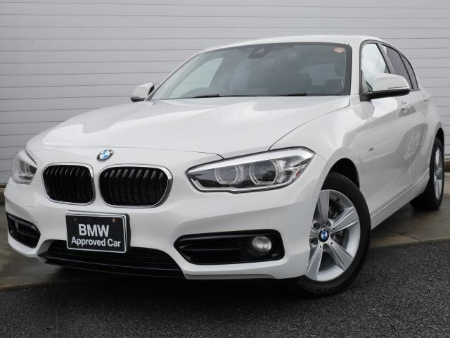 BMW 118d スポーツ 2年BPS1オナ禁煙認定車