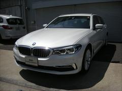 BMW523iツーリング ラグジュアリー2年BPSデモ禁煙認定車