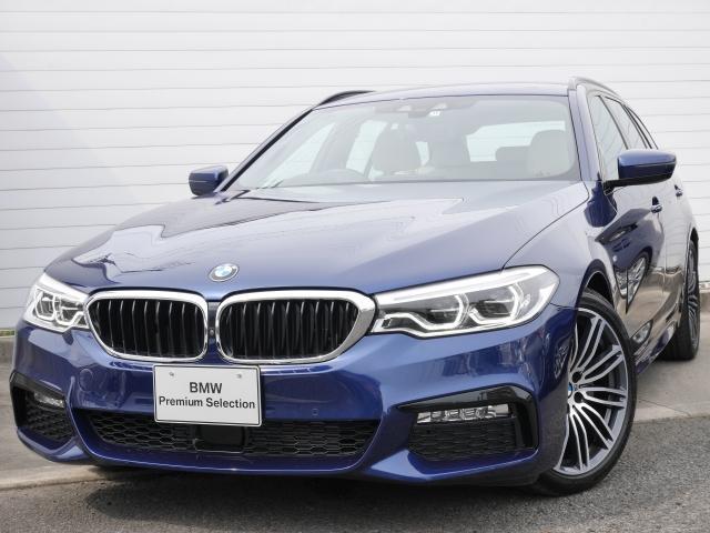 BMW 523dツーリング Mスポーツ 2年BPSデモカー禁煙認定車