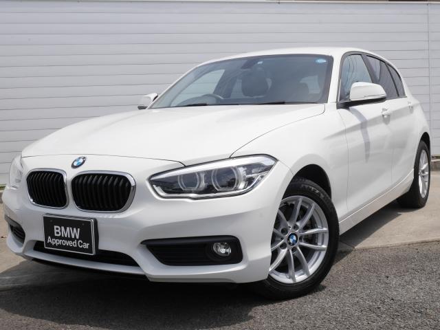 BMW 118i 1年AC1オナ禁煙認定車