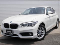 BMW118i 1年AC1オナ禁煙認定車