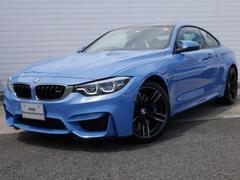 BMWM4クーペ 2年BPSデモカー禁煙認定車