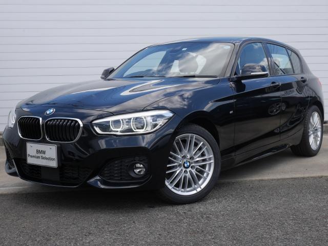 BMW 118d Mスポーツ 登録済未使用車2年BPS認定車