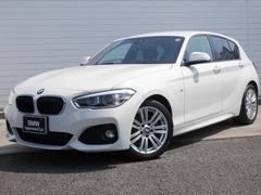 BMW118i Mスポーツ 1年AC1オナ禁煙認定車