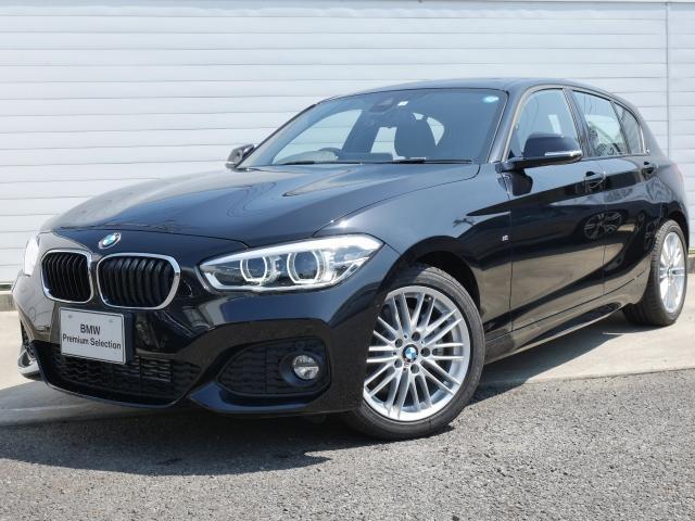 BMW 118d Mスポーツ 2年BPSデモ禁煙認定車