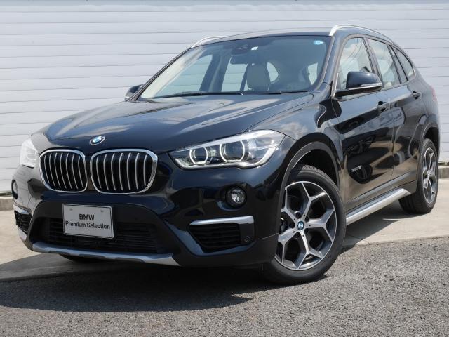 BMW sDrive 18i xライン 2年BPSデモカー禁煙認定車
