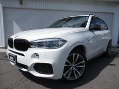 BMW X5xDrive35d Mスポーツ20AWセレクトP黒革ACC