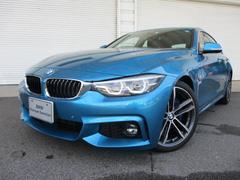 BMW420iグランクーペ InStyleSport 認定中古車