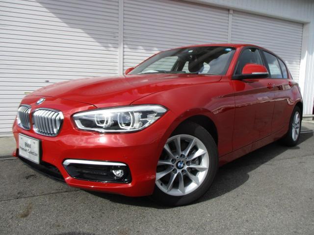 BMW 118i スタイル コンフォートパーキングサポート認定中古車