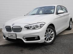 BMW118i スタイル 2年BPSデモ禁煙認定車