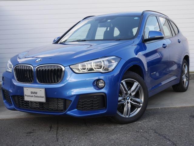 BMW xDrive 18d Mスポーツ 2年BPSデモ禁煙認定車