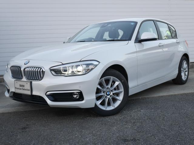 BMW 118d スタイル 2年BPSデモ禁煙認定車