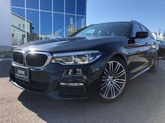 BMW523iツーリング Mスポーツ 2年BPSデモ禁煙認定車