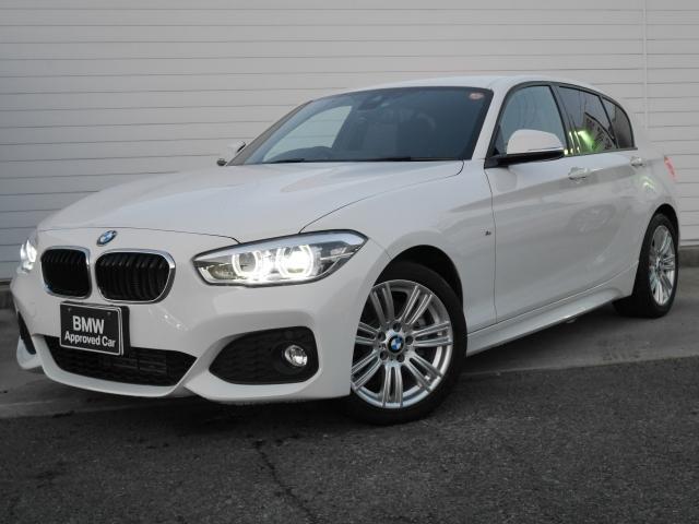 BMW 118d Mスポーツ 1年AC1オナ禁煙認定車