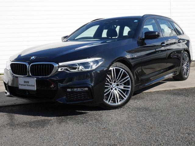 BMW 523iツーリング Mスポーツ 2年BPSデモ禁煙認定車