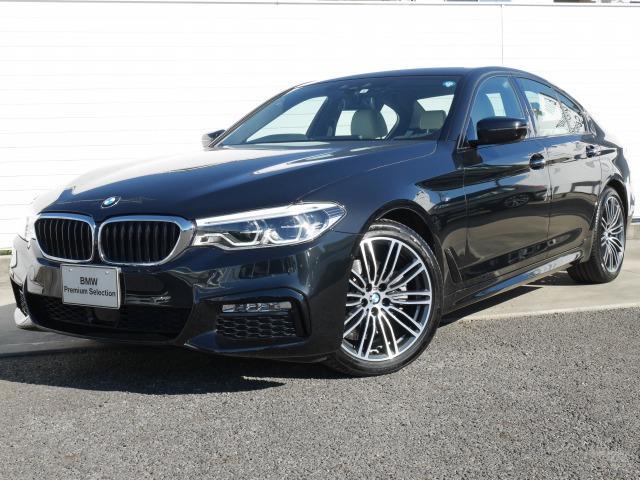 BMW 523i Mスポーツ 2年BPSデモ禁煙認定車