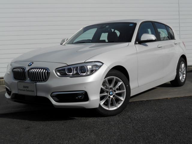 BMW 118i スタイル コンフォートPサポACC 認定中古車