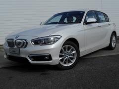 BMW118d スタイル 2年BPSデモ禁煙認定車
