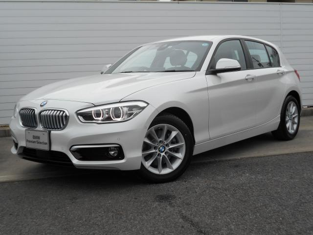 BMW 118i スタイル 2年BPSデモ禁煙認定車